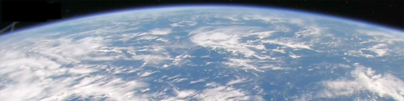 Planet Earth from space © European Space Agency
