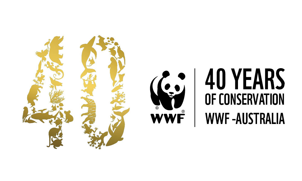 Forty years in the field ©WWF-Australia