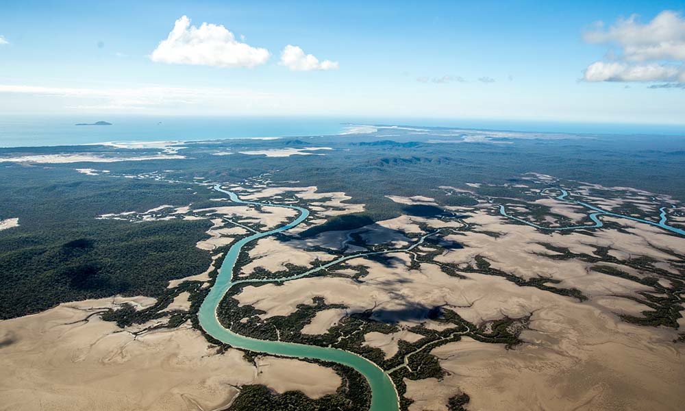 Fitzroy Delta © WWF / James Morgan