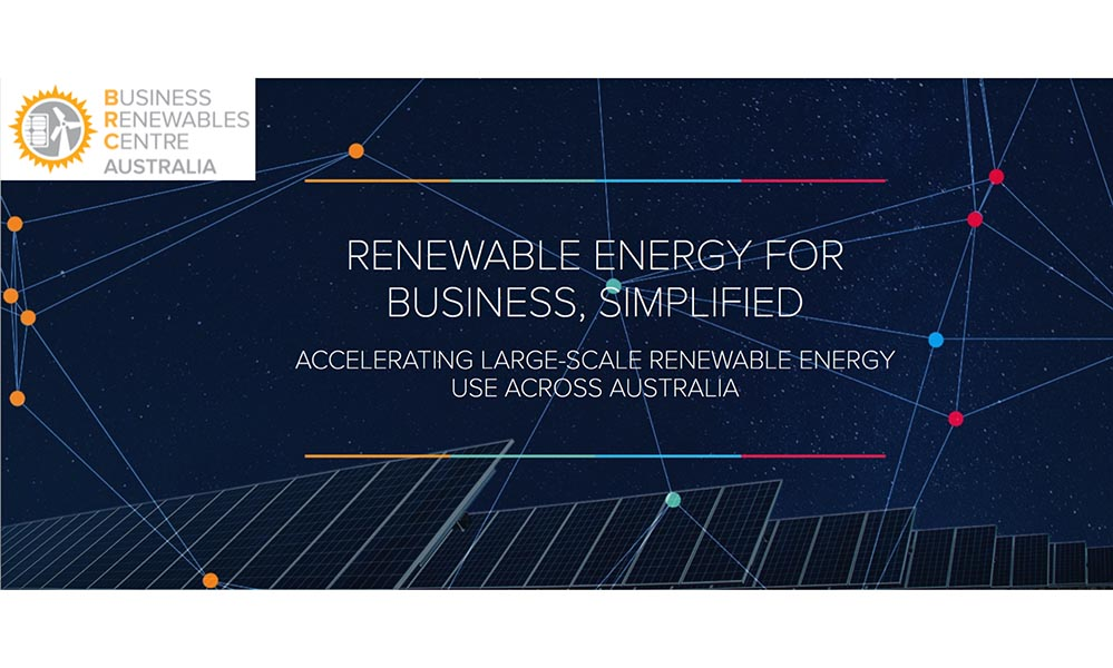 Business Renewables Centre Australia illustration