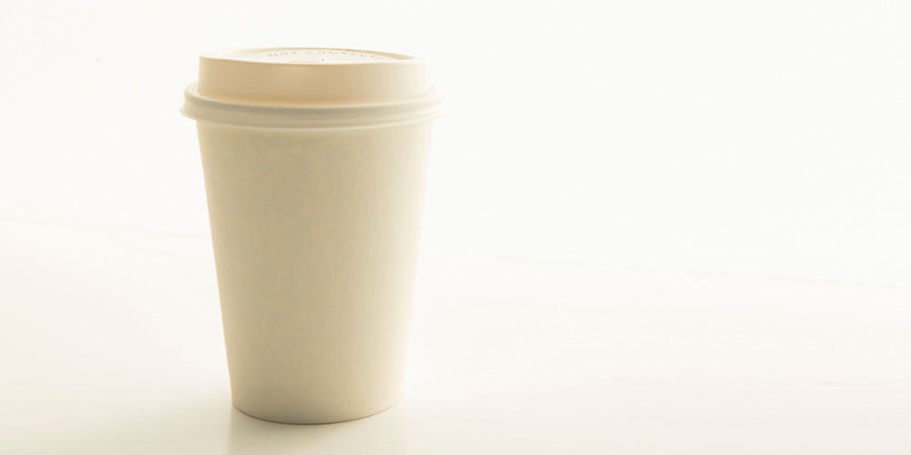 Takeaway coffee cup CC0 Joanna Kosinska / Unsplash